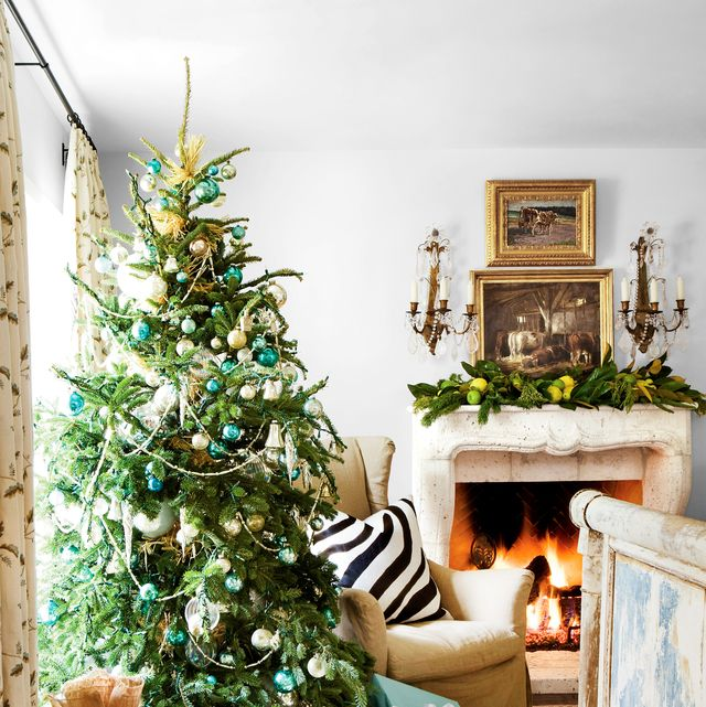 105 Christmas Home Decorating Ideas - Beautiful Christmas Decoratio