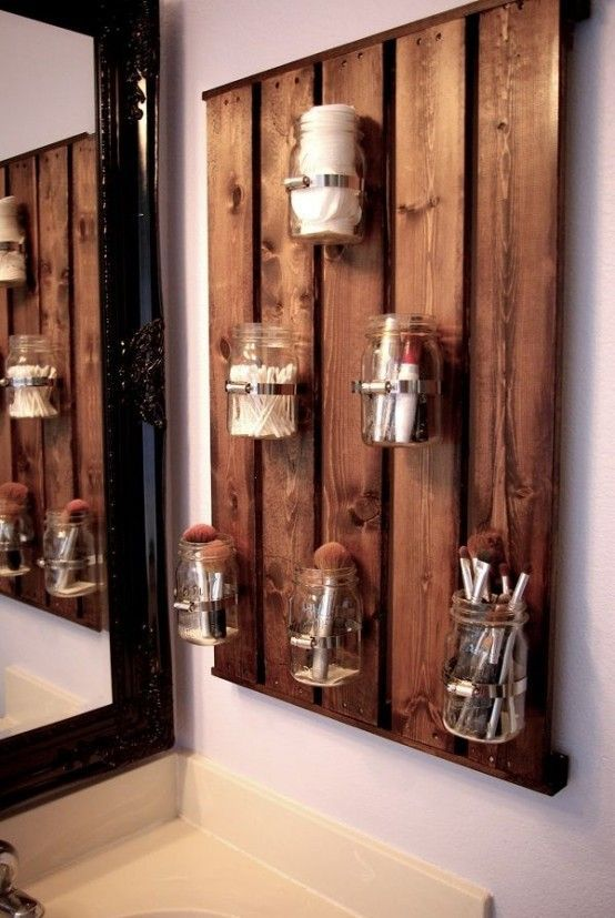 How To Use Mason Jars In Home Décor: 25 Inpsiring Ideas | DigsDigs .