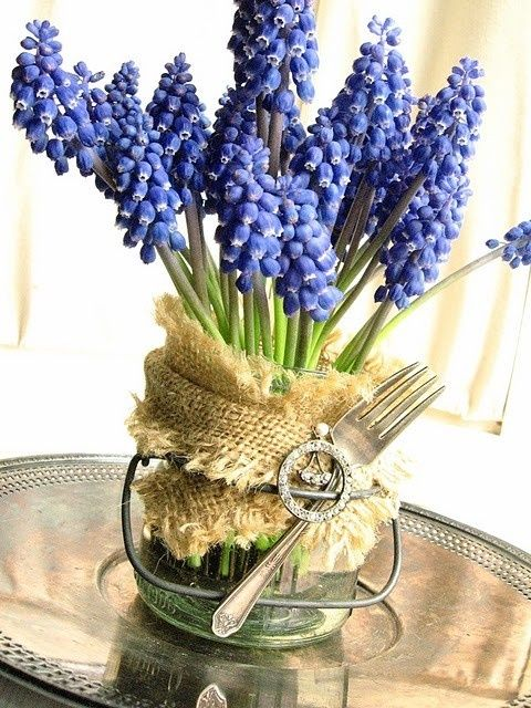37 Hyacinths Décor Ideas To Breathe Spring In | Spring flowers .