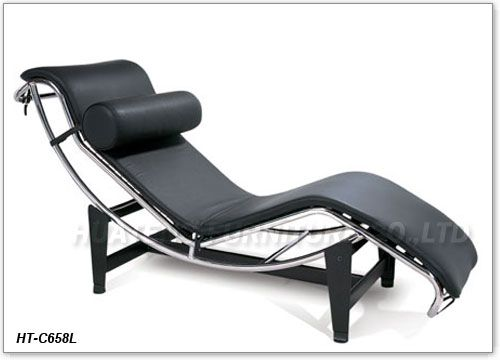 Chaise Longue by Le Corbusier (1928) Benefits of the machine age .