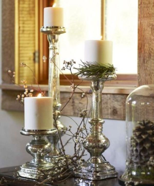 16 Ideas For Decorating Your Hanukkah With Candles | DigsDigs .