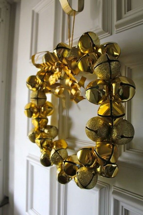 51 Ideas To Use Jingle Bells In Christmas Décor (With images .