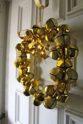 Excellent Ideas To Use Jingle Bells In Christmas Décor Ideas 16 .
