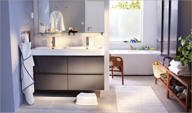 IKEA Godmorgon | Bathrooms remodel, Bathroom design, Bathroom .