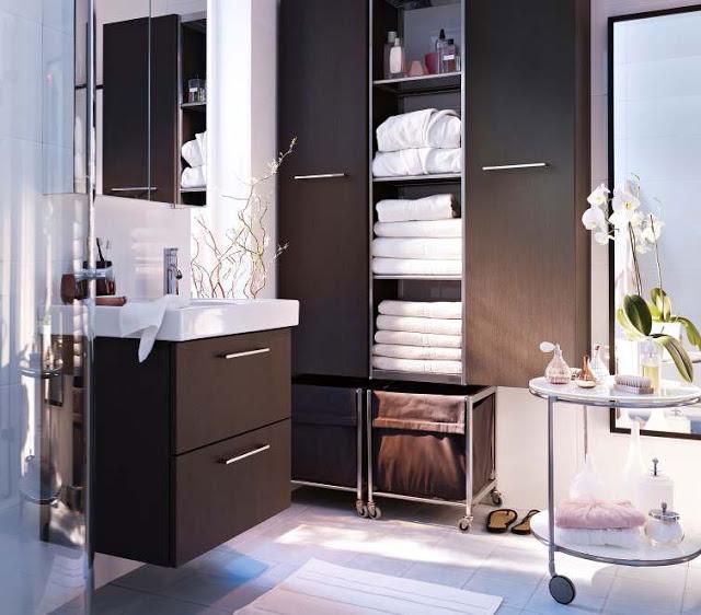 Girl Room Design Ideas: New IKEA Bathroom Design Ide