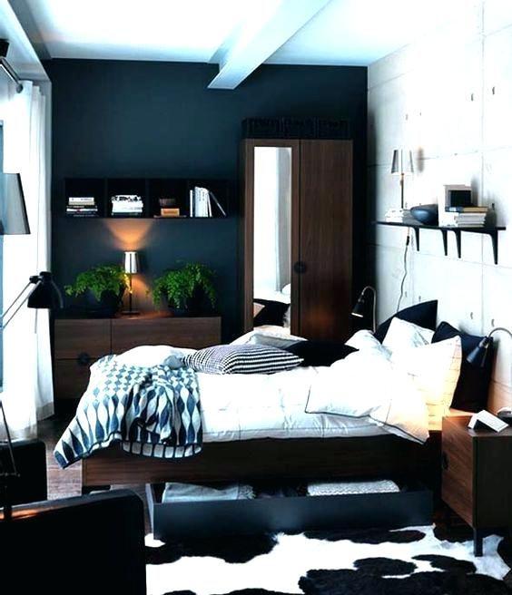 Ikea Small Bed Small Bedroom Design Examples Ikea Bedroom Designs .