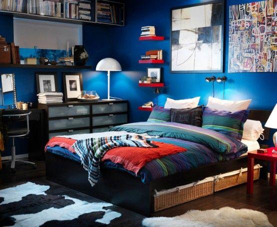 IKEA 2010 Bedroom Design Examples | DigsDigs | Ikea bedroom design .
