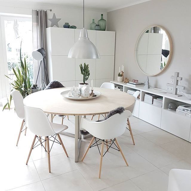Pin by Traci Carlson on decoration hall   Ikea dining room .
