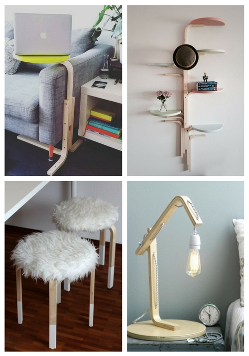 22 IKEA Frosta Stool Hacks That Inspire   ComfyDwelling.c