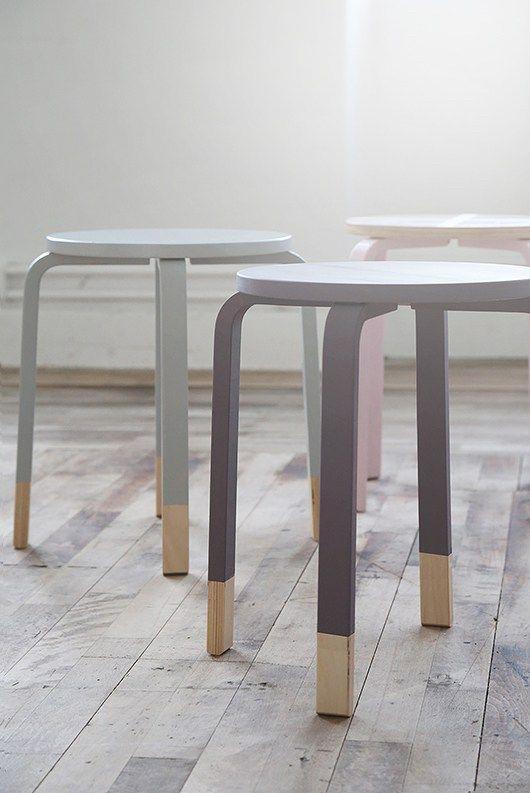 Ikea hack - frosta stools …   Ikea stool, Ikea d