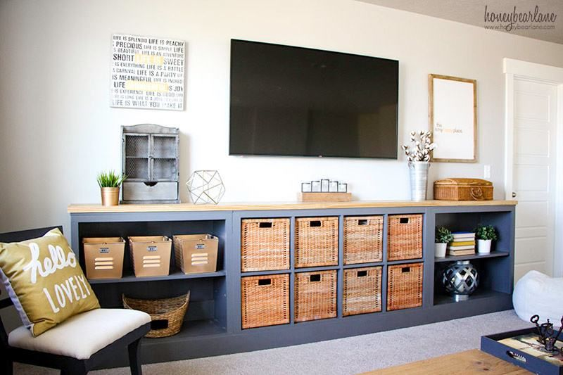 20 of THE BEST Ikea Kallax Hacks to Organize Your Entire Home .