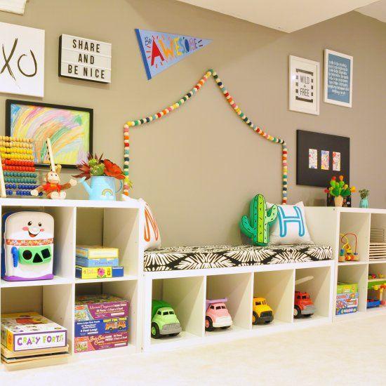 30+ Ikea Kallax Inspiration, Ideas & Hacks For Every Room   Kallax .