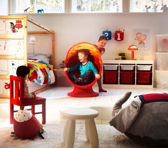 IKEA Kids Room Design Ideas 2011 - DigsDi