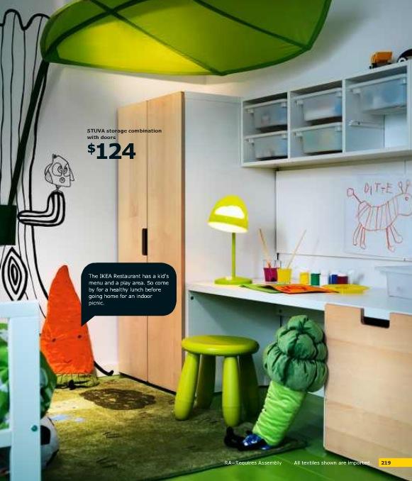 ikea kids green play area | Interior Design Idea
