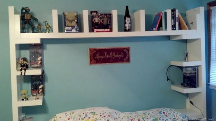 Cool Ikea Lack Shelves Ideas Hacks 1 - Home Interior and Desi