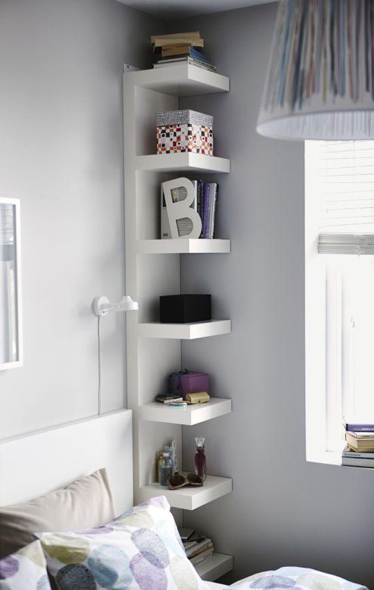30 Ways to Hack Ikea Lack Shelves - Hati