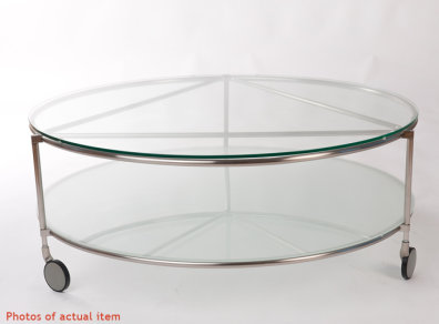 Ikea Strind Coffee Table 100cm For Sale in Portarlington, Offaly .