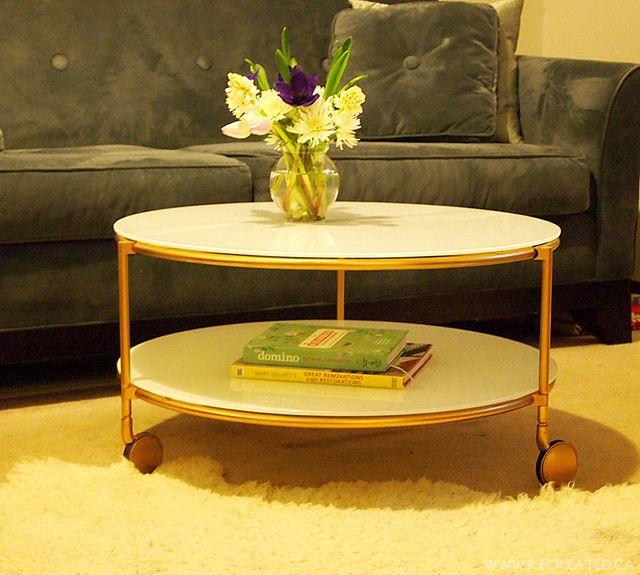 IKEA Strind Coffee Table Ha
