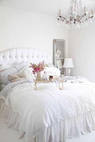 48 Impressive Bedroom Design Ideas In White | Hem sovrum, Idéer .