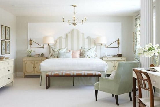 48 Impressive Bedroom Design Ideas In White - DigsDi