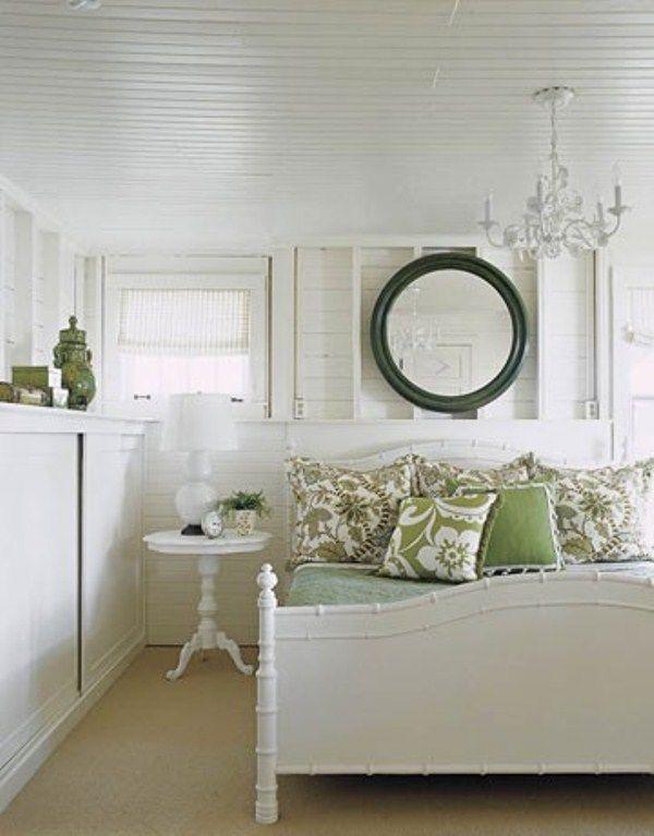 48 Impressive Bedroom Design Ideas In White | White bedroom design .