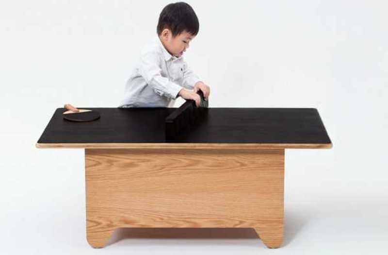 Multifunctional And Playful Ping Pong Children's Table | Kidsoman