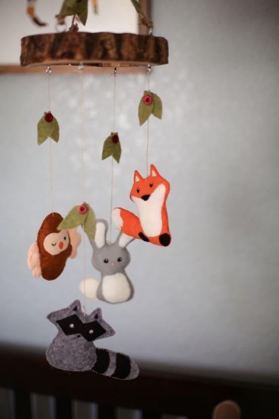 35 Incredibly Cute And Dreamy Nursery Mobiles - DigsDi