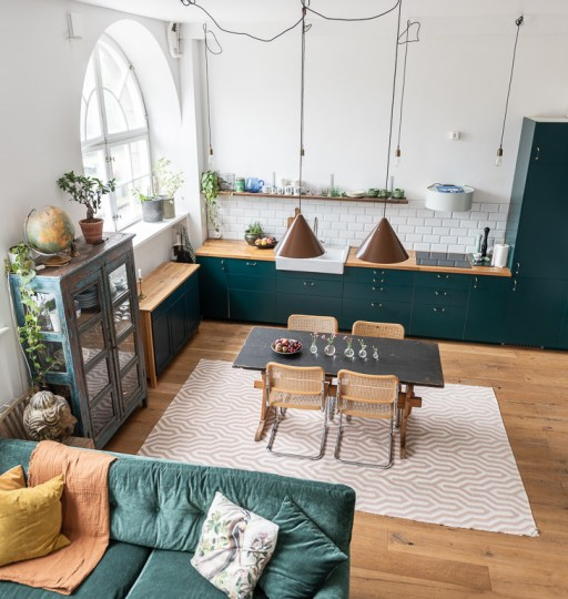 Elegant small open space apartment - Daily Dream Dec