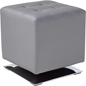 Amazon.com: Sunpan Modern Astley End Table, Anthracite Grey .
