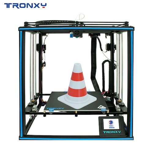 Tronxy X5SA-2E 3D Printer High Precision Large Size Touch Screen .