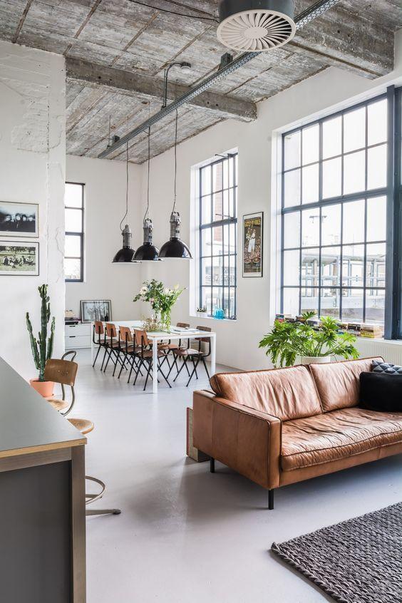 Pin by Sasha Bain on House to built   House interior, Loft design .