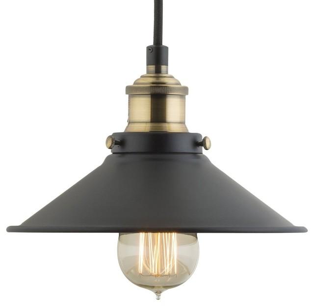 Andante Industrial Factory Pendant - Industrial - Pendant Lighting .