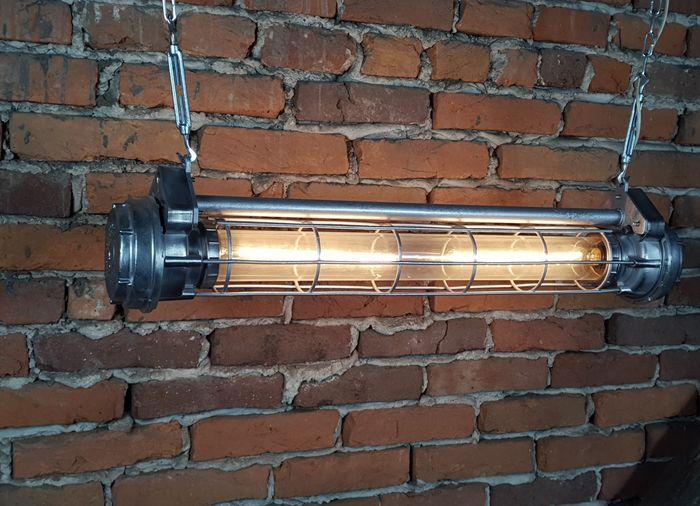 Industrial Tube Lamp - Catawi