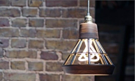 Industrial Work Lamp For Masculine Workspaces | Industrial lamp .
