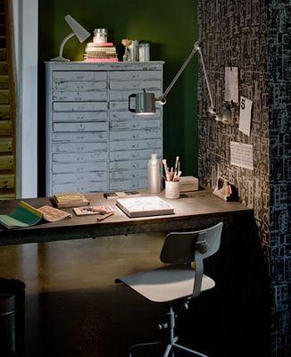 Work space. | Home, Workspace inspiration, Space architectu