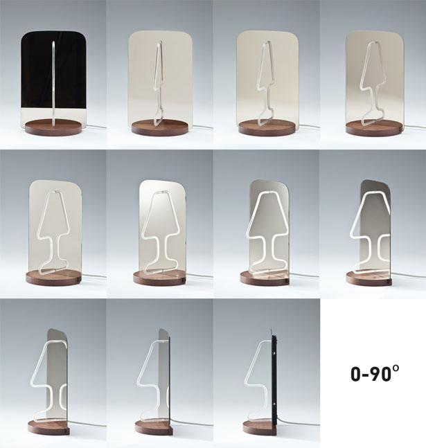 Moitie Table Lamp by Kutarq Studio - Tuv