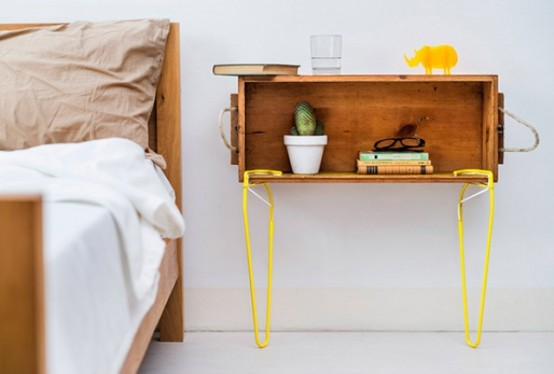 Innovative SNAP System For Making Furniture Yourself - DigsDi
