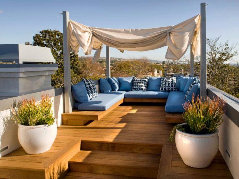 75 Inspiring Rooftop Terrace Design Ideas - DigsDi