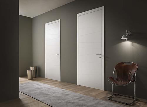 Interior doors production, engraved lacquer doors | Door20