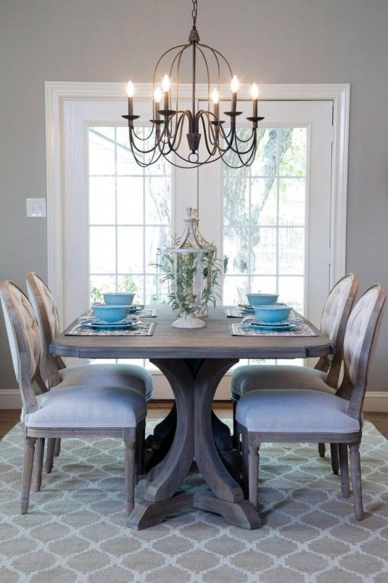 33 Inviting And Cute Vintage Dining Rooms And Zones | Modern .