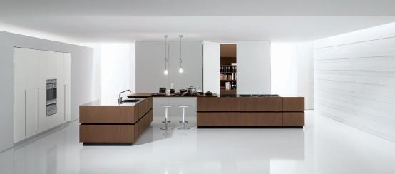 Italian Modern Kitchen - Cube by Bravo - DigsDi