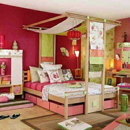 This is a best bedroom japanese !! I like it ! | Quarto japonês .