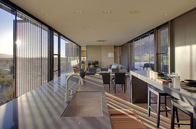 Haute Modern Pad Offers Ultimate Desert Escape for $1.25M   Home .