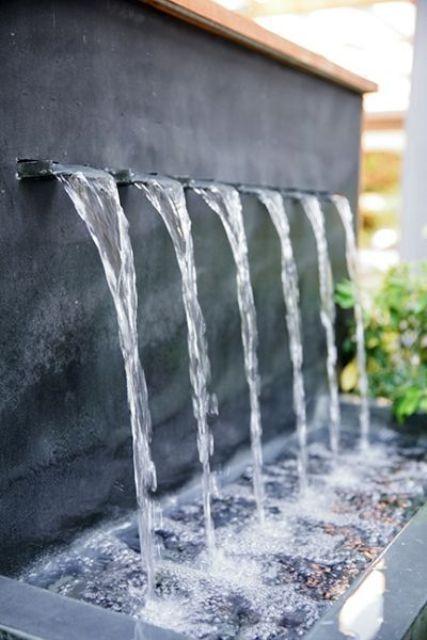 Joyful And Beautiful Backyard And Garden Fountains | Συντριβάνι .