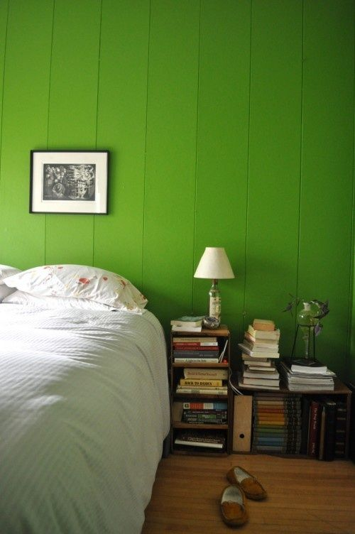 Juicy Green Accents In Bedrooms – 59 Stylish Ideas | Bedroom green .