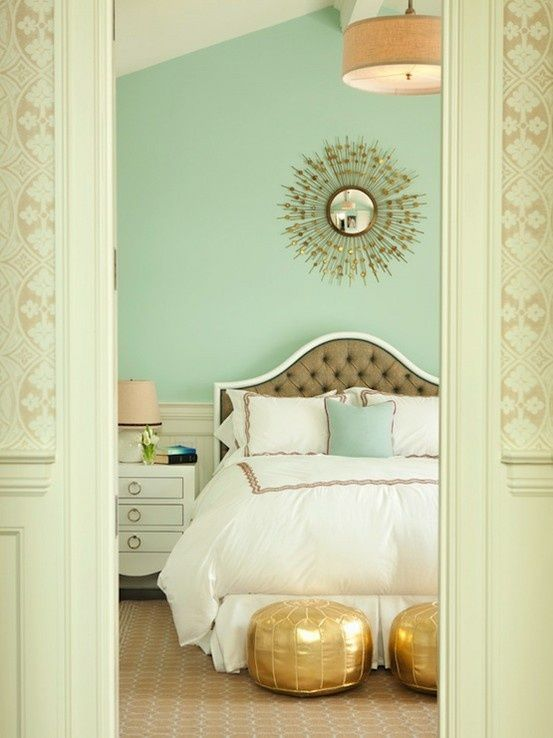 Juicy Green Accents In Bedrooms – 59 Stylish Ideas | DigsDigs .