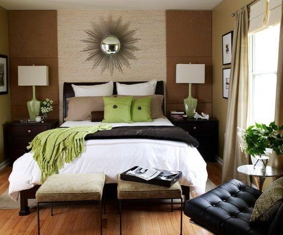 Wonderful Juicy Green Accents In Bedrooms 59 Stylish Ideas : Juicy .