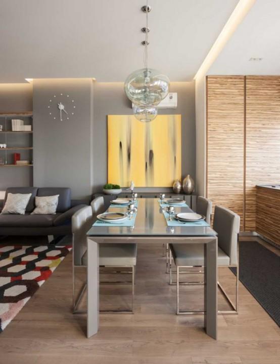 Modern Apartment With Stylish Laconic Design - DigsDi