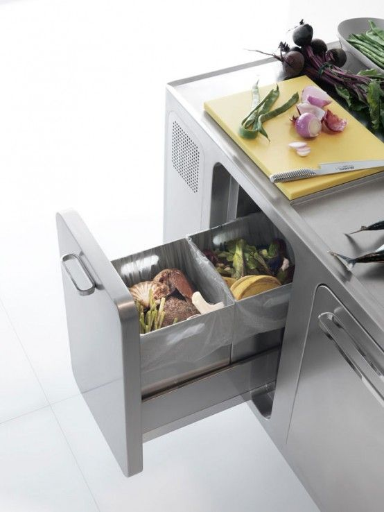 Laconic Stainless Steel Abimis Kitchen For Home Chefs | Stainless .