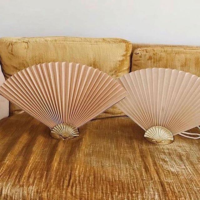 La vie boheme. xk :@bohemegoods | Fan lamp, Vintage lamps, Instagr